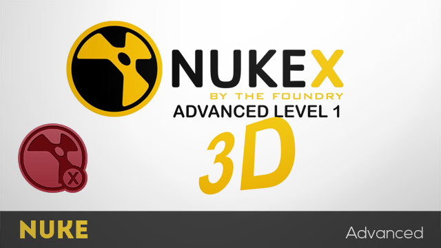NUKE - Advanced 3D